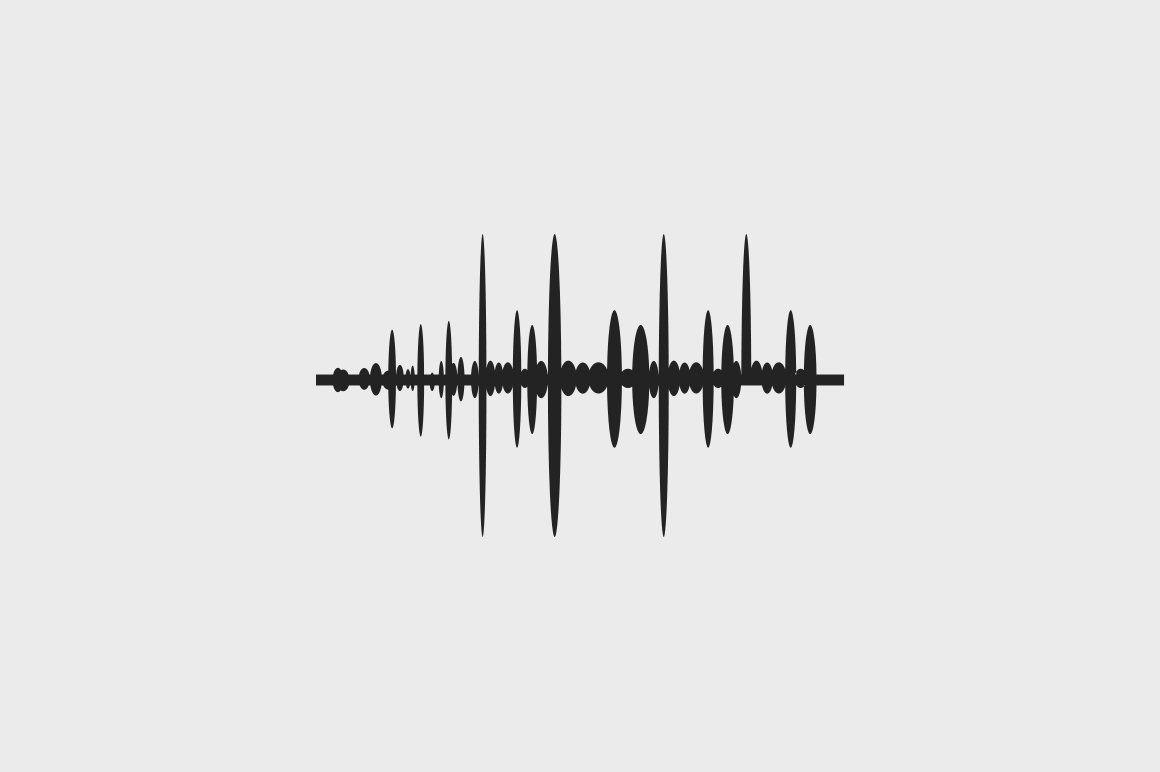 15 Sound Wave Icons Waves Icon Sound Waves Design Sound Wave Tattoo