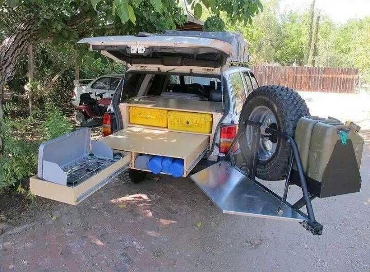 316710a4086 camping jeep grand cherokee - Google Search | Jeep | Jeep zj, Jeep ...