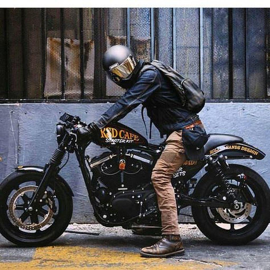 Cafe Racer Style Fashion Ideas 17 Com Imagens Motocicletas