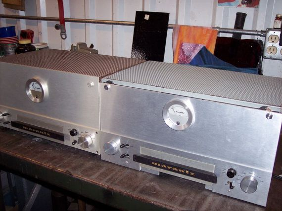 Marantz Model 9 Amplifiers by ECCENTRICRON on Etsy