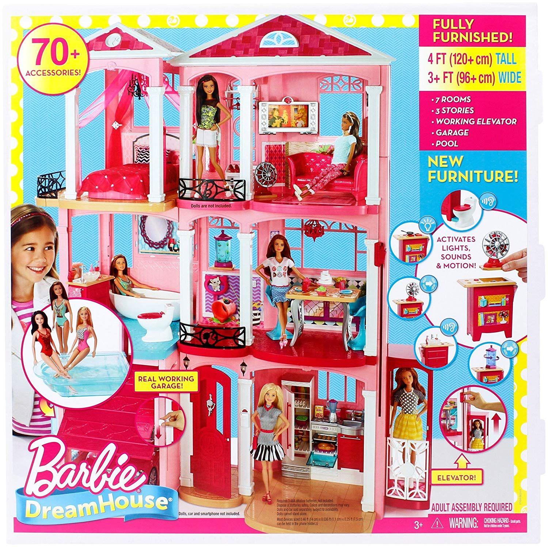 Barbie Smart Dream House Barbie Dream House Barbie Dream Barbie Doll Set