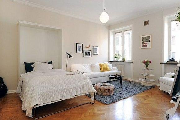 bildergebnis f r einzimmerwohnung einrichten. Black Bedroom Furniture Sets. Home Design Ideas