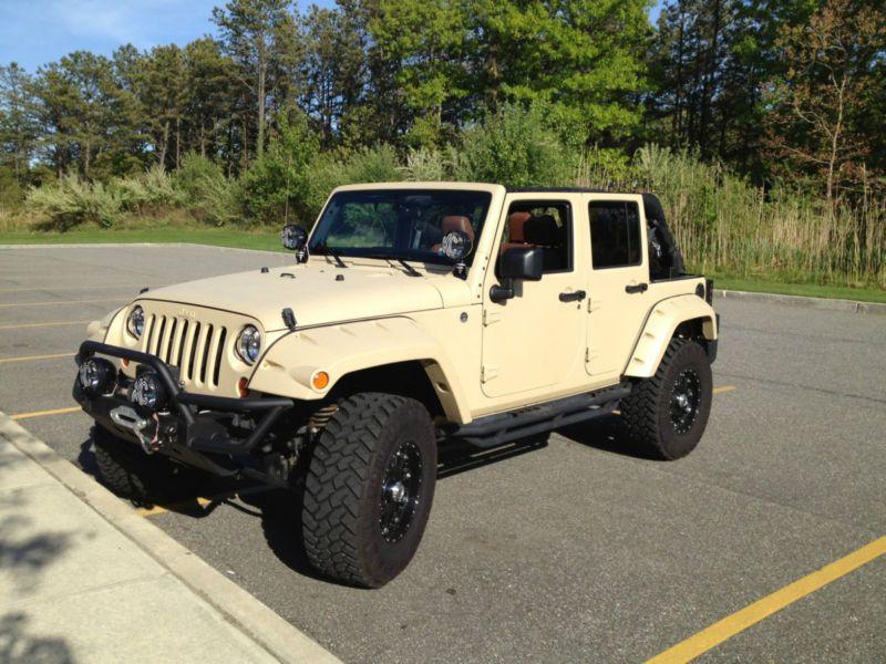 2012 Jeep Wrangler Unlimited Sport Sport Utility 4Door 3