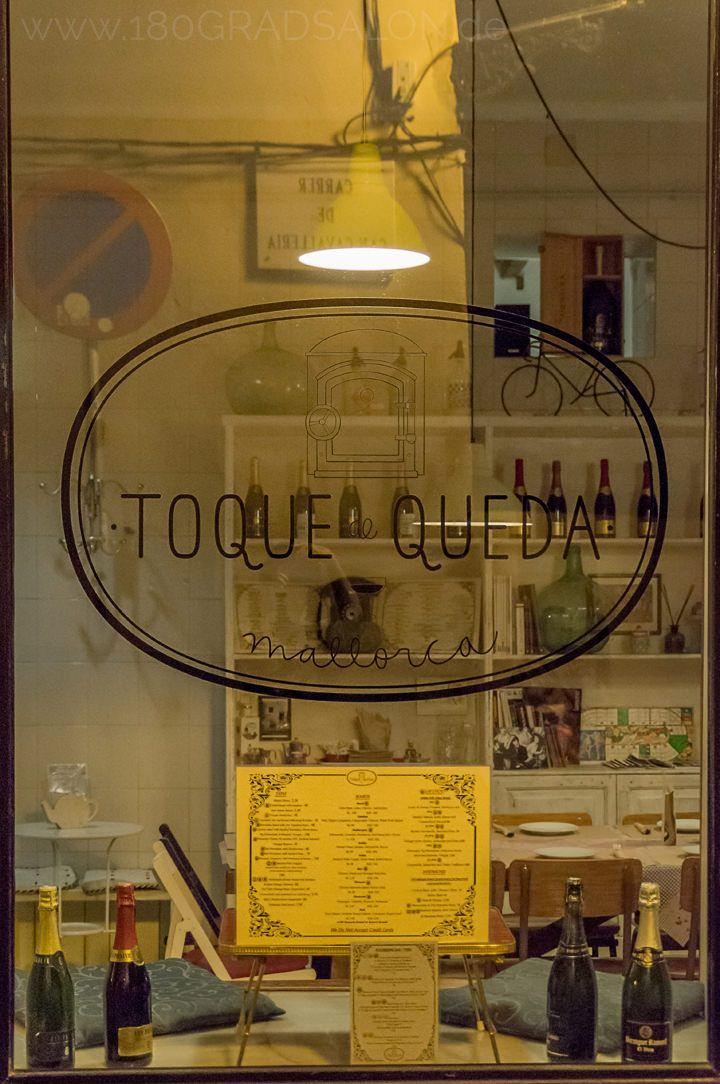 Restaurant Toque de Queda - Tapas in einer alten Bäckerei in den Gassen von Palma de Mallorca. Absolute Empfehlung und Geheimtipp!