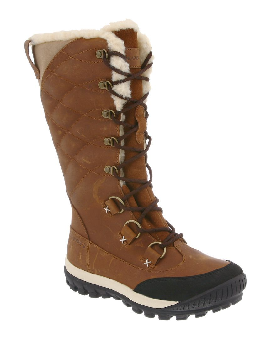 BEARPAW Isabella Leather Botas is on Rue. Shop it it Shop now.  Fashion 135bf1
