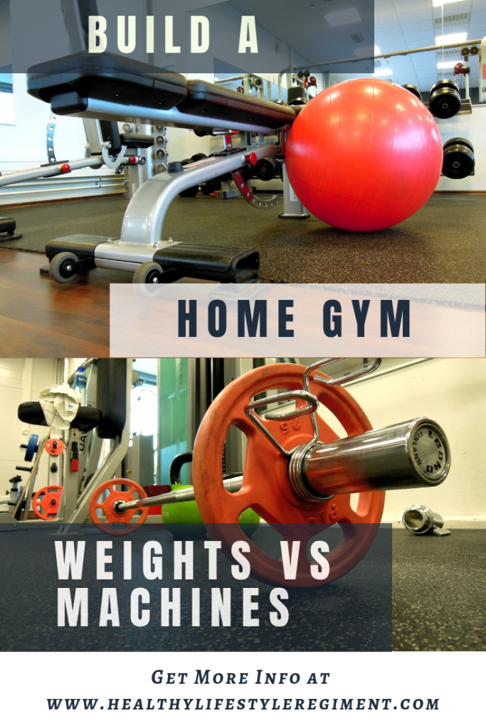 Free weights vs machines which is best for your home gym