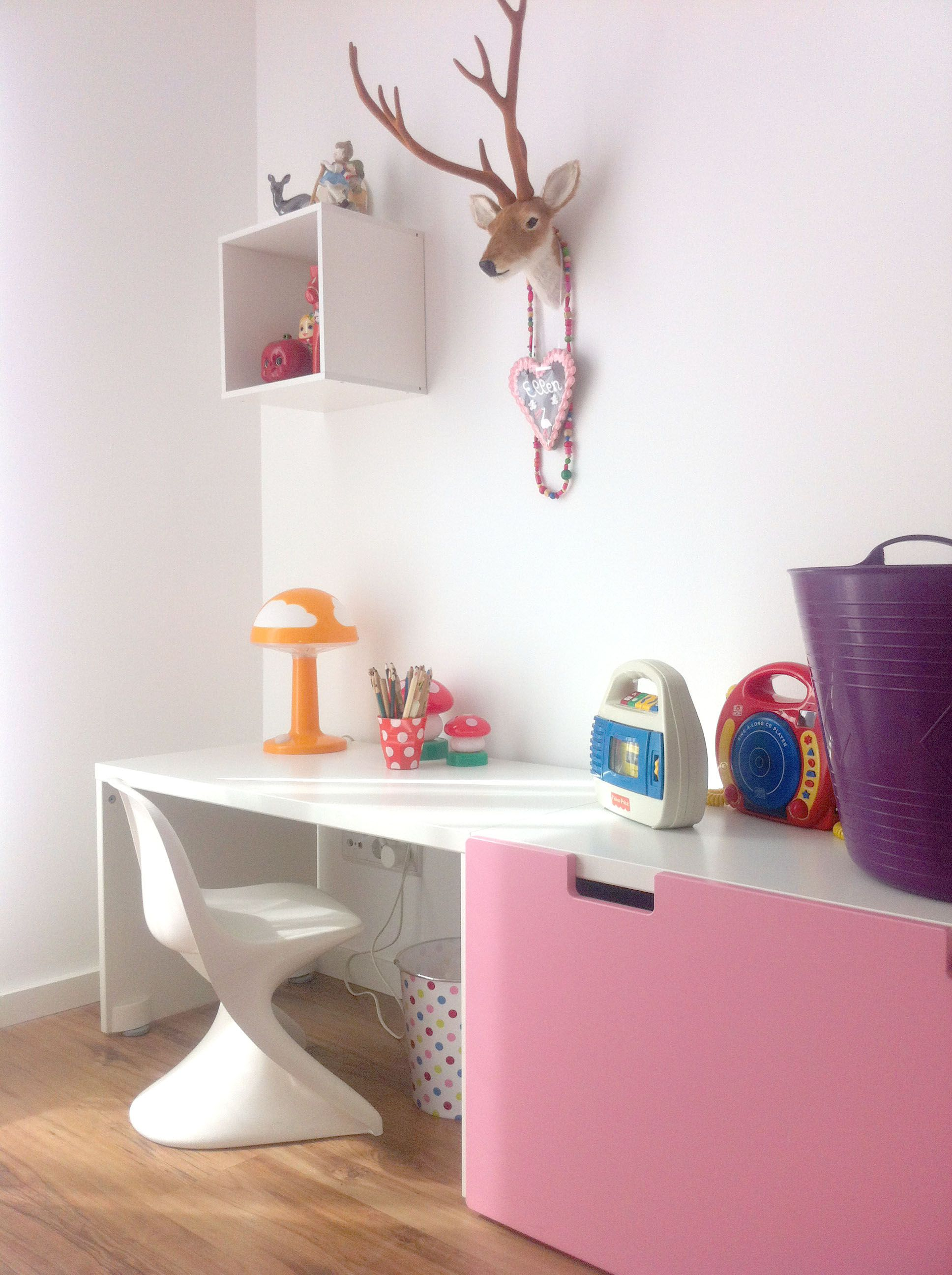 Truhentisch Ikea Stuva From Ikea Desk And Storage For Children Speel Werkruimte