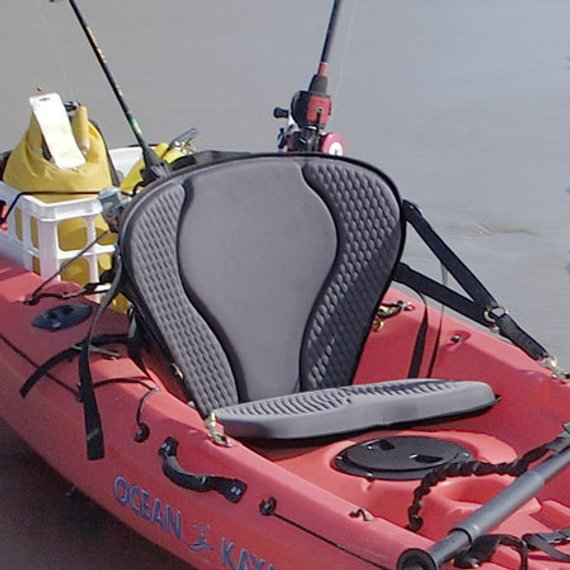 Gts Pro Molded Foam Kayak Seat Fishing Pack Comfortable Molded