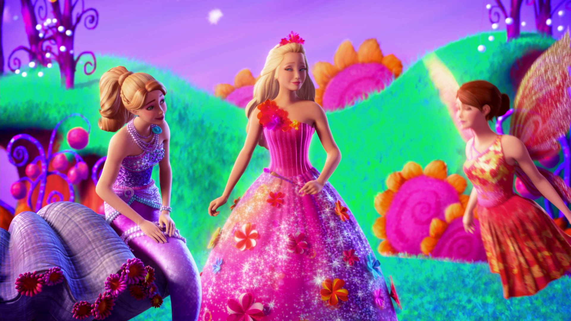 Barbie The Princess and the Popstar Full Movies in English