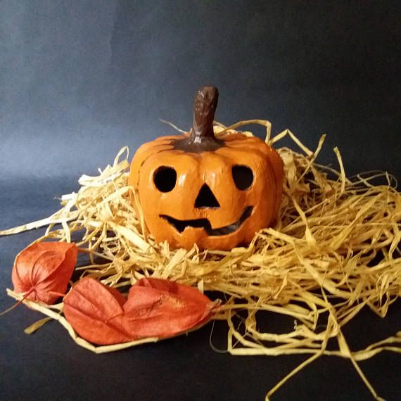 rustic fall decor rustic pumpkin halloween decoration paper Great - halloween decoration images