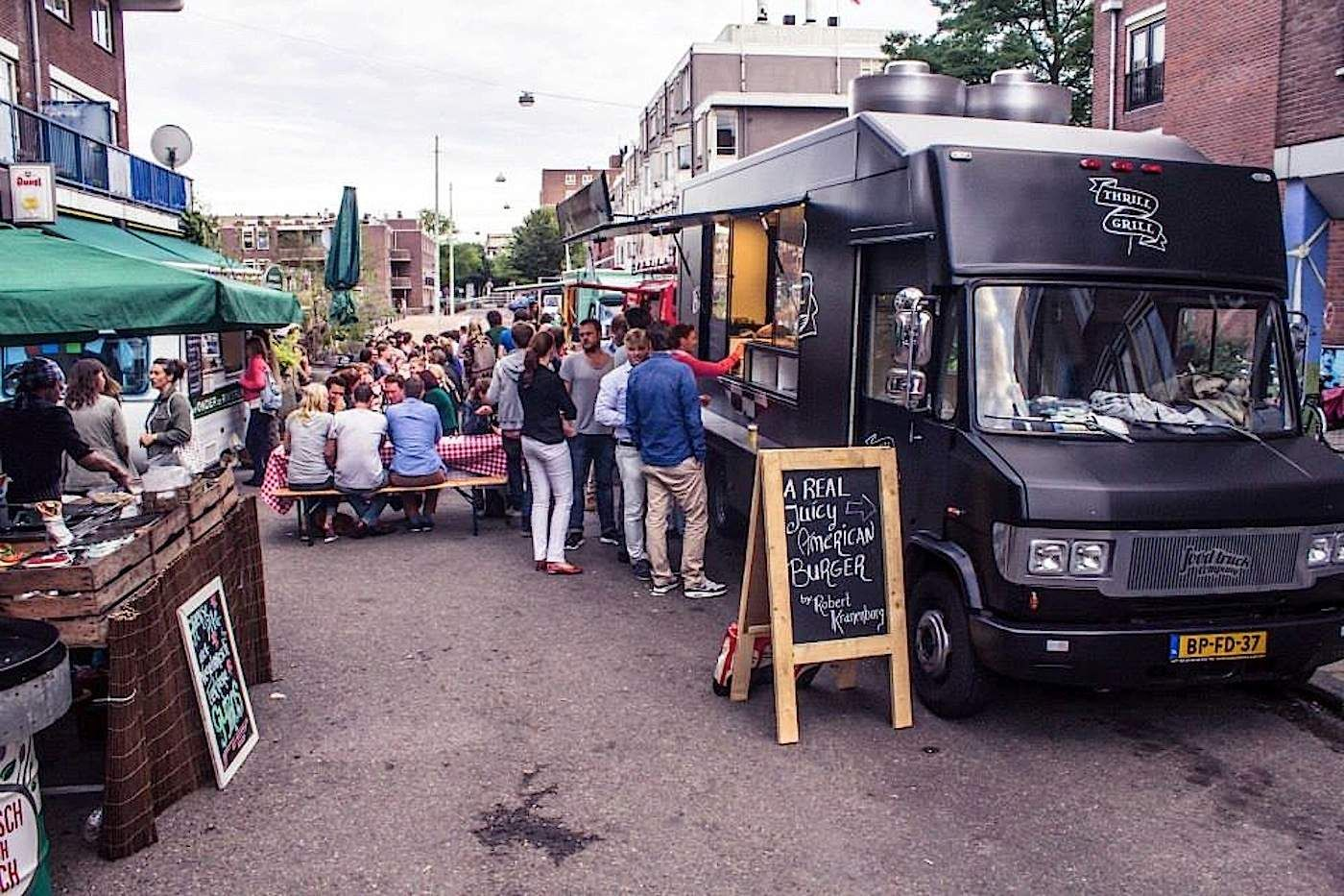 Amsterdams 6 best food trucks and the food truck events