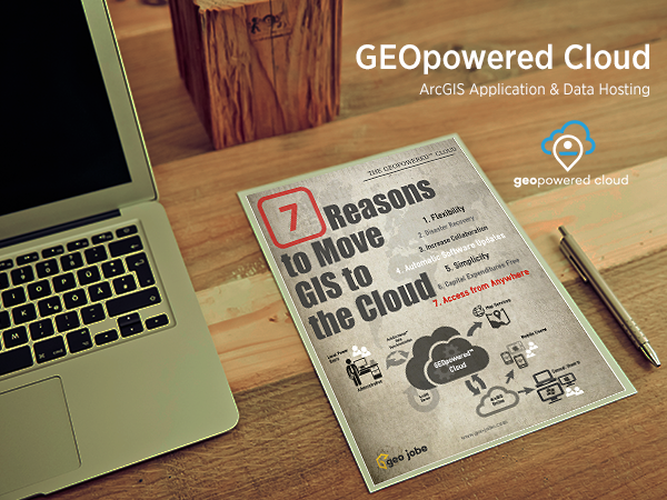 reasons to move GIS to the cloud | GIS, Maps Geo Technology