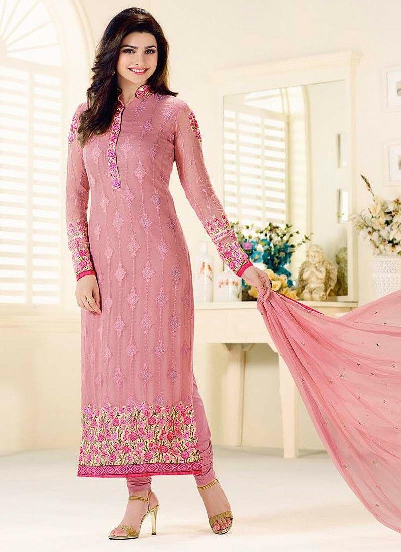 5582ba6242 Image result for pakistani pink salwar kameez designs   Indian ...