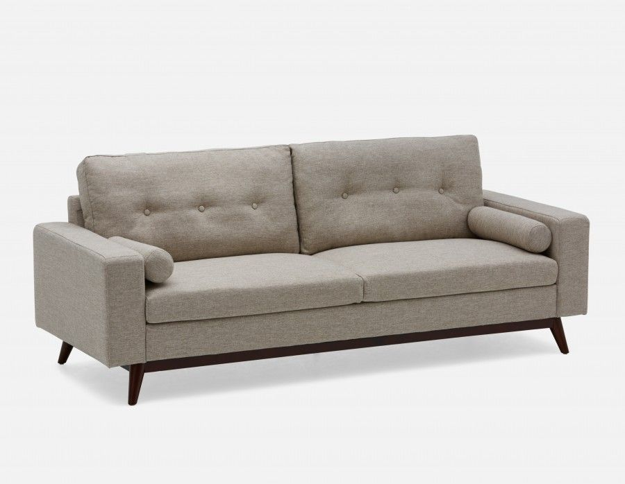 616 Sterling 3 Seater Sofa Sand