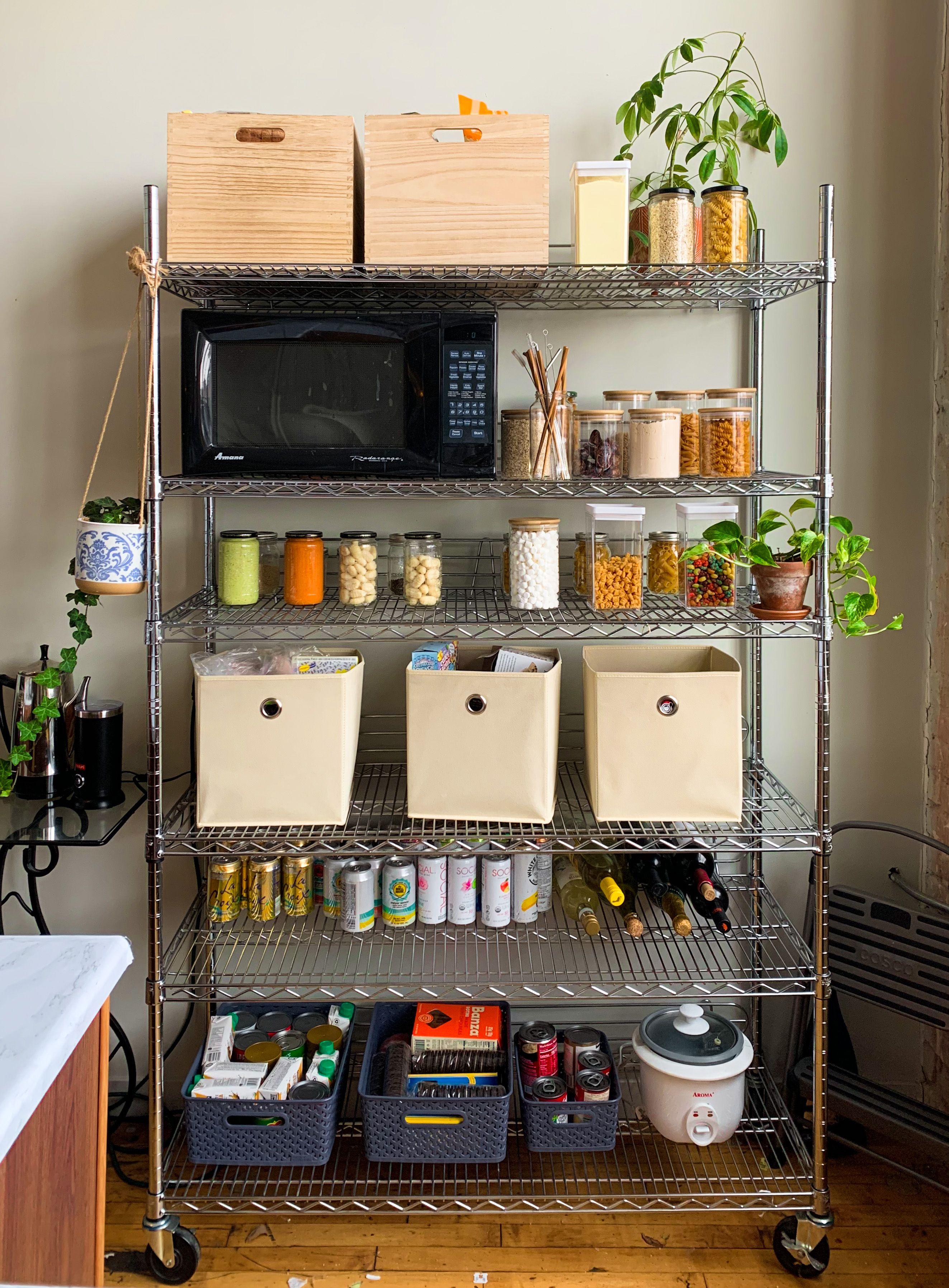DIY KITCHEN MAKEOVER ON A BUDGET | Design Ideas, Renter Friendly, College Apartment