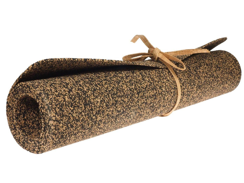 Yoga Mat, rubber cork