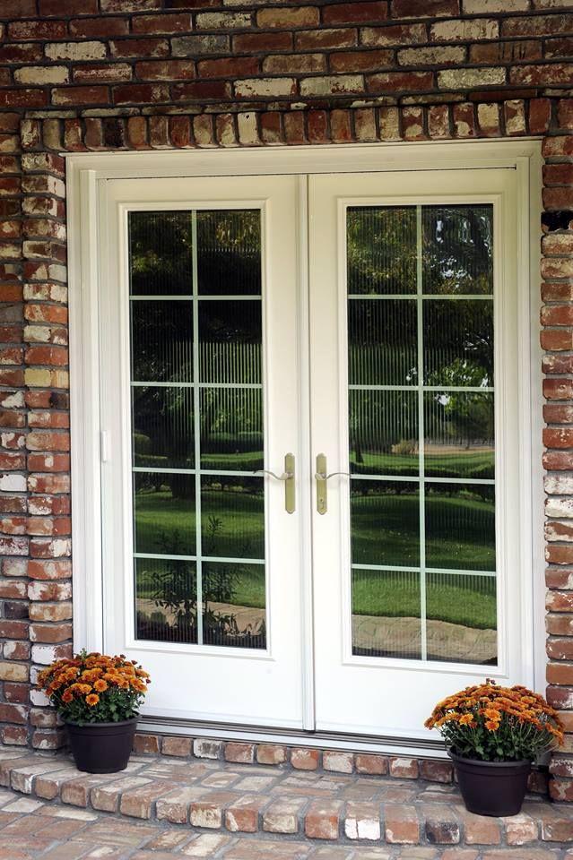 Simonton Sliding Doors >> Installing A Patio Door Simonton Housegoals Patio Doors
