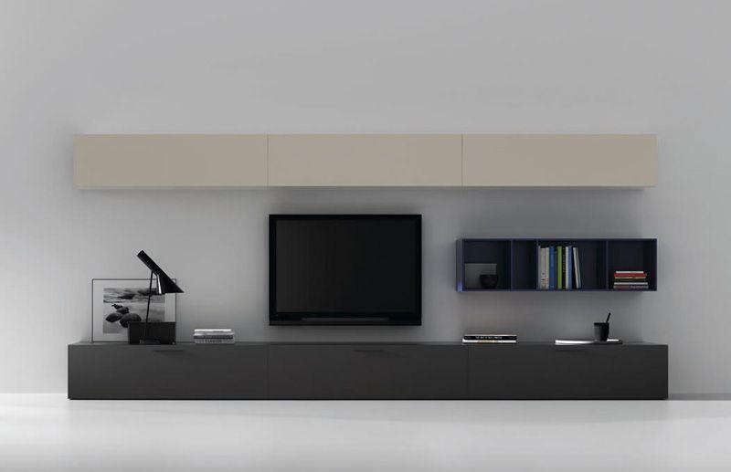 mueble-salon-on-3-xikara | Centro de Entretenimiento | Pinterest ...