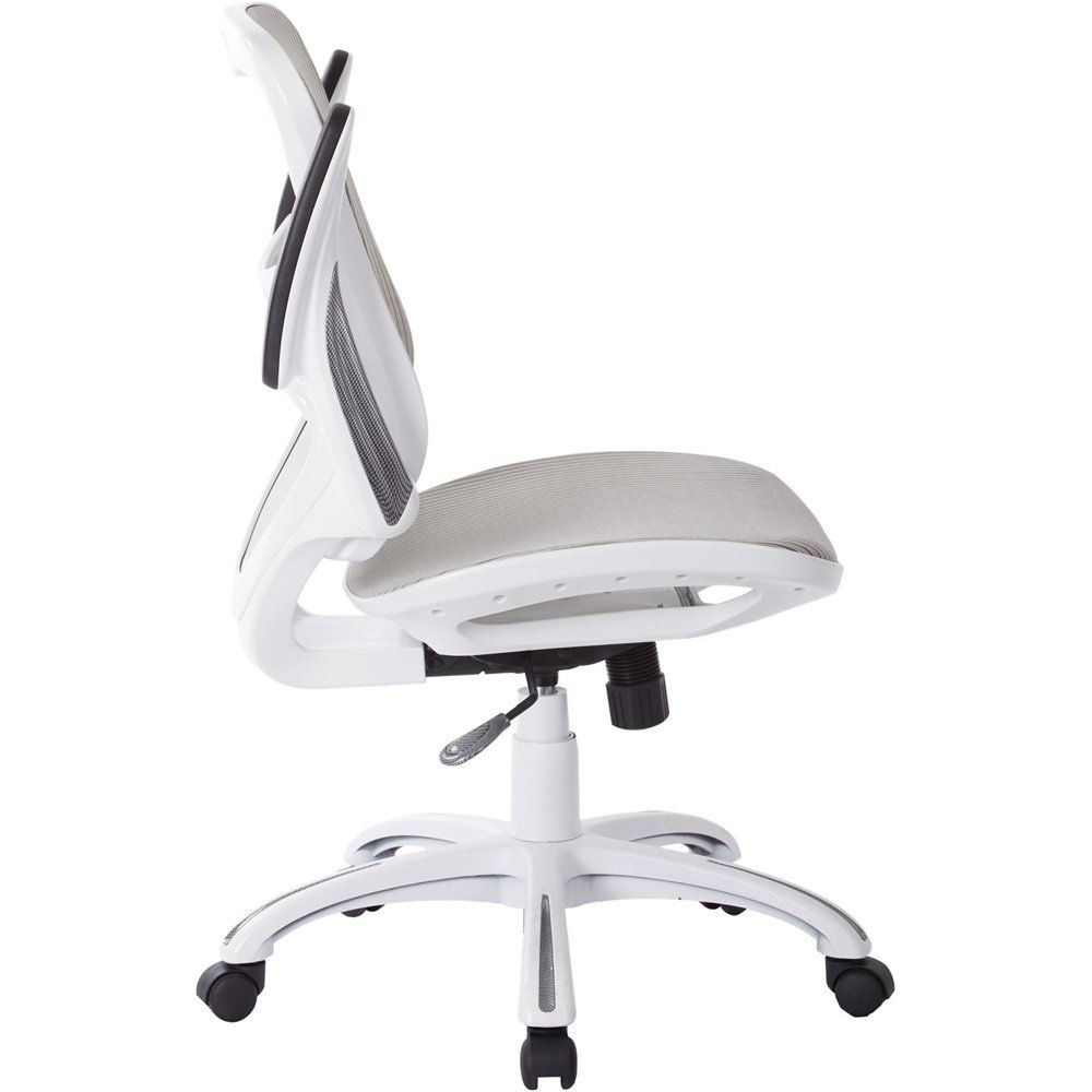 Avesix riley home chair white rly26wh best buy chair