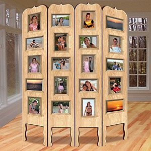 11 2256 Picture Frame Wall Divider Woodworking Plan Things I