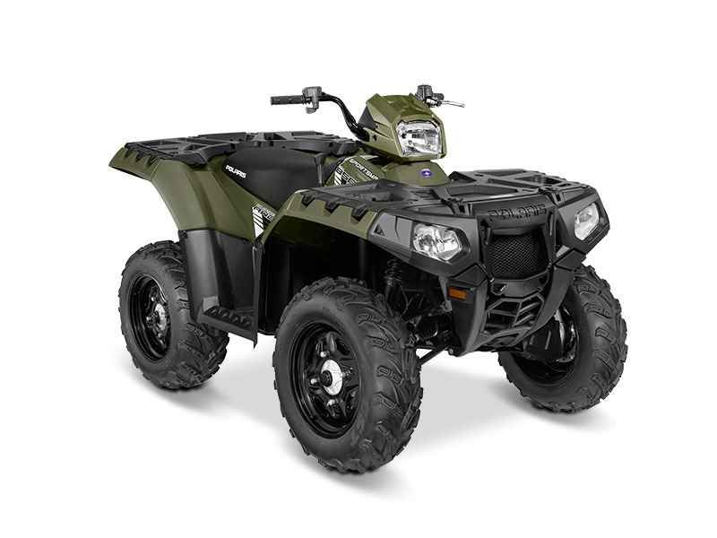 Fourwheelers For Sale >> New 2016 Polaris Sportsman 850 Sage Green Atvs For Sale In