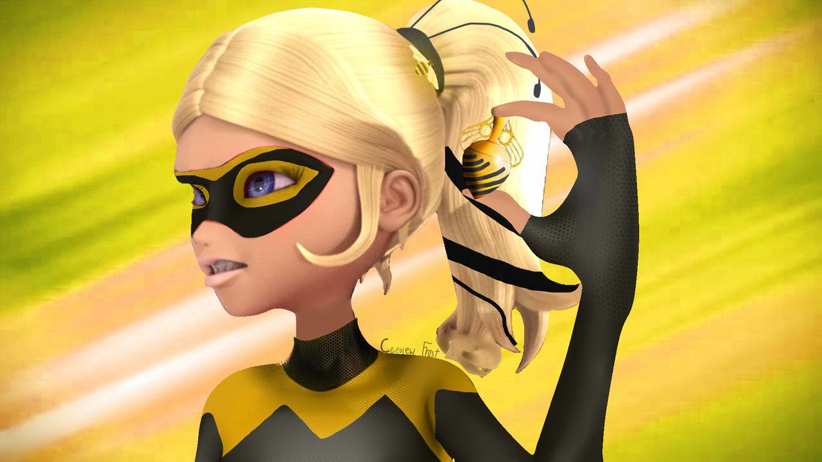 Queen Bee Attack Fanmade Edit By Ceewewfrost12 Deviantart Com On Deviantart Queen Bees Bee Chloe Bourgeois