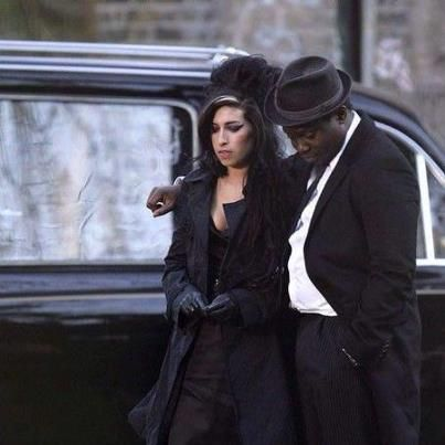 Amy During Filming Of The Back To Black Video Winehouse Amy Winehouse Amazing Amy