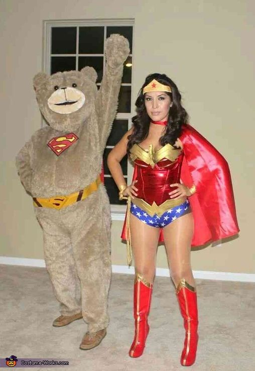 Easy costumes to put together for adults