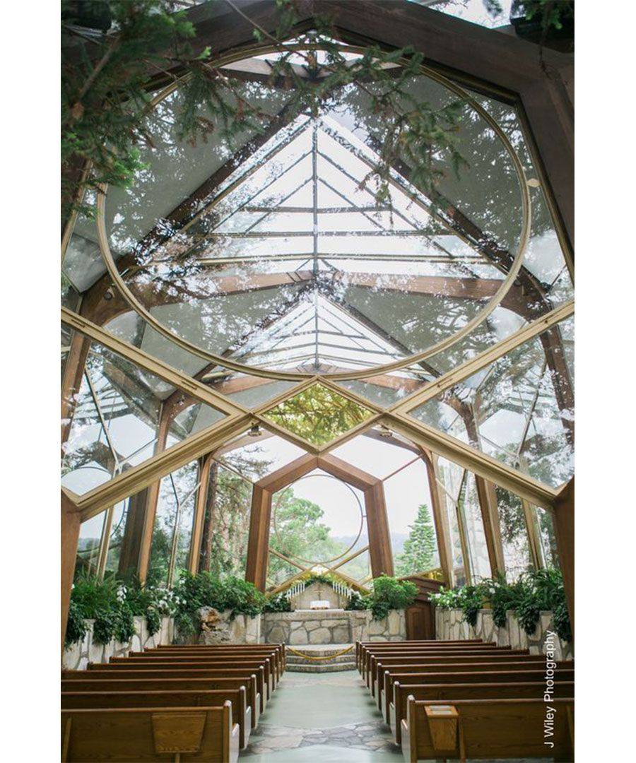 Unique U S Wedding Venues Chapel