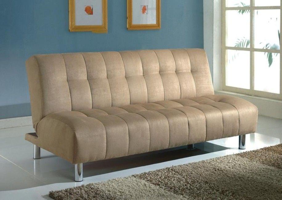 Leather Sleeper Sofas For Your Day Luxury And Night Convenient Cream Leather Sleeper Sofas Modern Minimalist Interior D Futon Sofa Furniture Futon Living Room