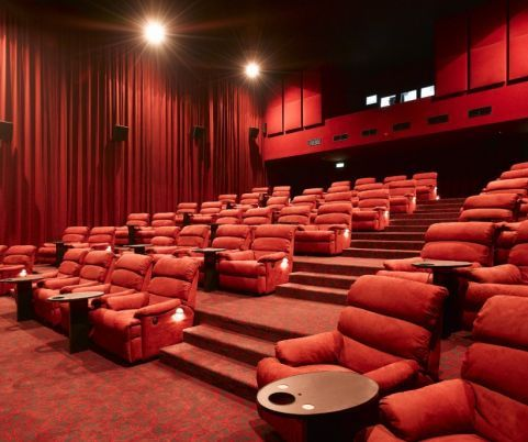 Gold class cinemas perth