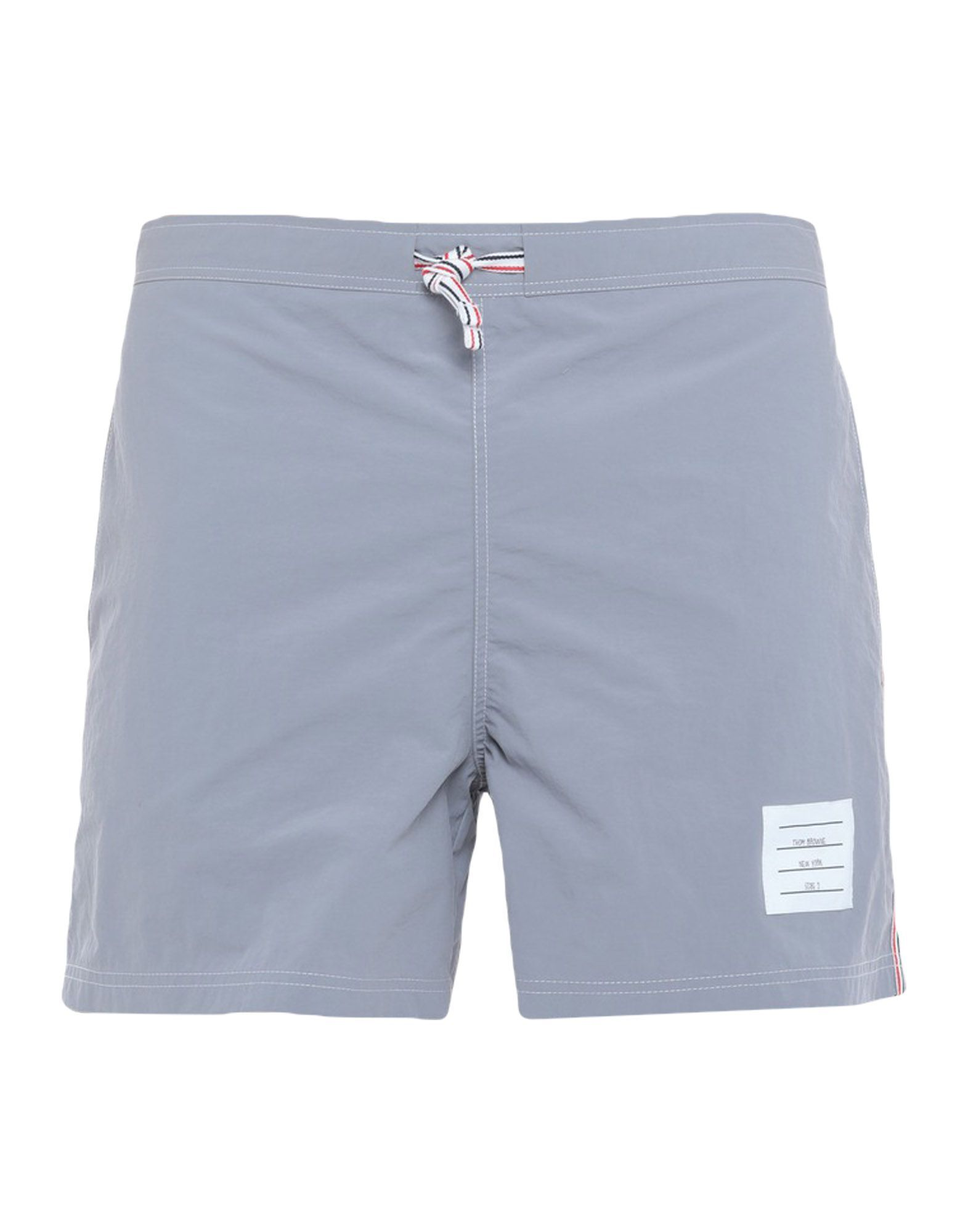 73f807e755b THOM BROWNE SWIM TRUNKS.  thombrowne  cloth