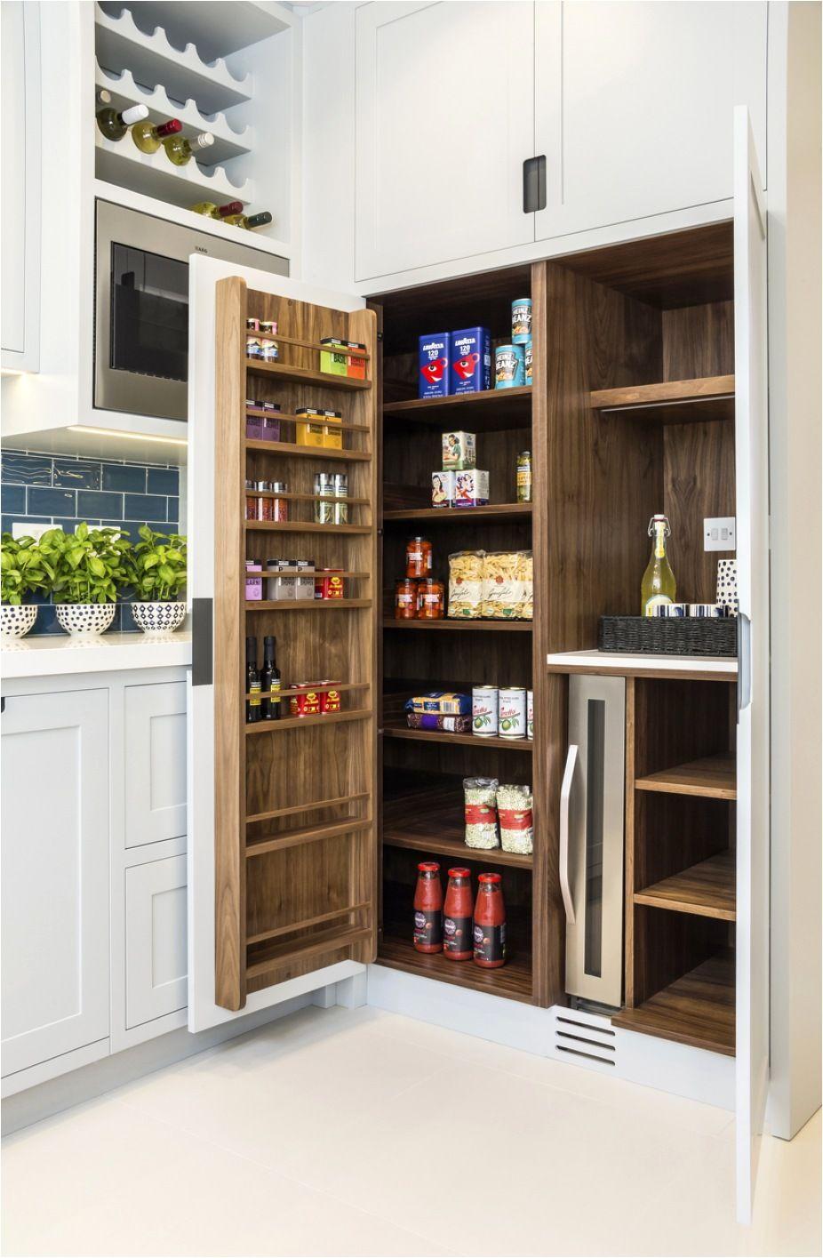 Kitchen Design Ideas 7 Ways To Increase Storage In A In 2021 Kitchen Design Victorian Townhouse Kitchen Decor Items