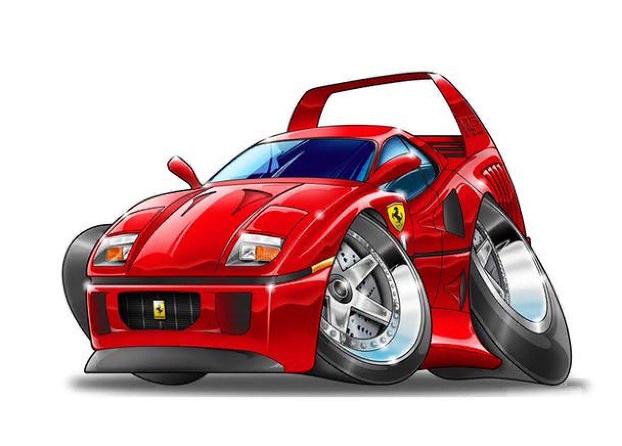 Krazy Kar Kartoon 90 Cool Car Drawings Car Cartoon Art Cars