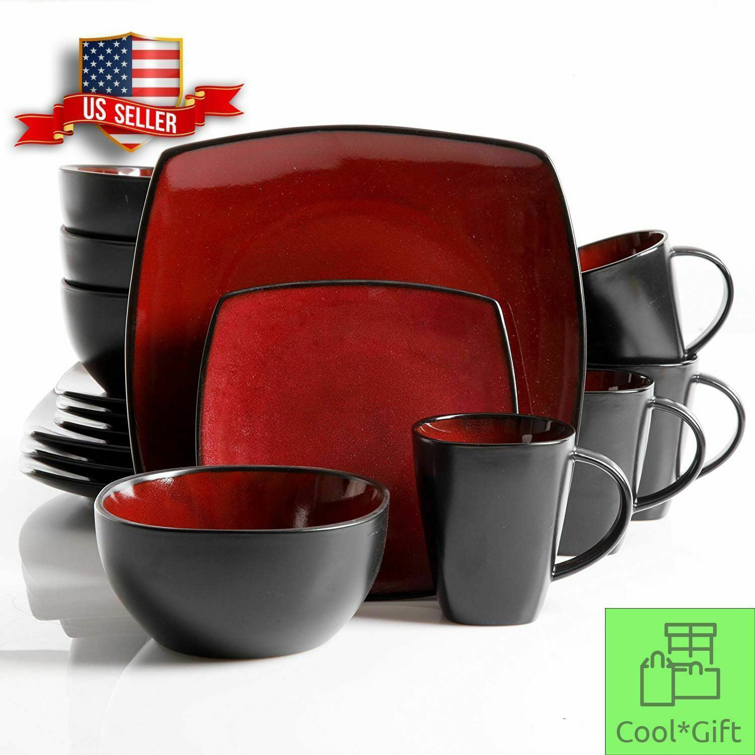 Dinnerware Set 16 Piece Square Dinner Plates Mugs Dishes Bowls Home Kitchen Red  - Dinnerware - Ideas of Dinnerware #Dinnerware #casualdinnerware Dinnerware Set 16 Piece Square Dinner Plates Mugs Dishes Bowls Home Kitchen Red  - Dinnerware - Ideas of Dinnerware #Dinnerware #casualdinnerware Dinnerware Set 16 Piece Square Dinner Plates Mugs Dishes Bowls Home Kitchen Red  - Dinnerware - Ideas of Dinnerware #Dinnerware #casualdinnerware Dinnerware Set 16 Piece Square Dinner Plates Mugs Dishes Bowls #casualdinnerware