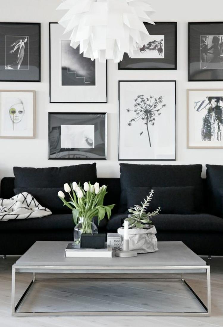 Wohnzimmer Bilderwand Gestalten Ideen In 2020 Gallery Wall Decor