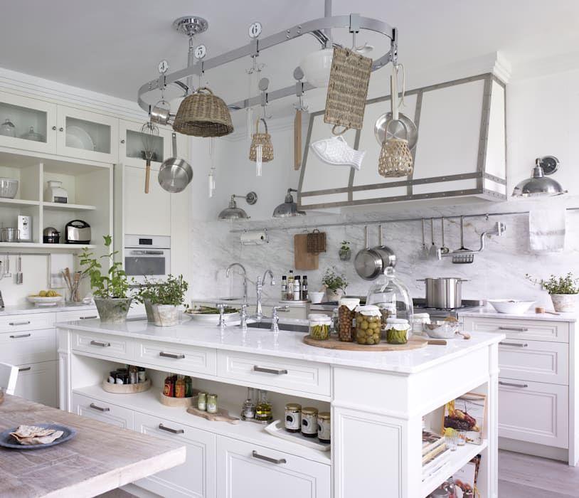 Rustikale küchen von deulonder arquitectura domestica