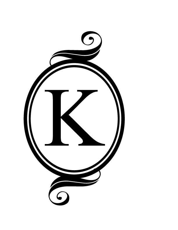 Pin By Kenda Davis  On K Street Project    Letter