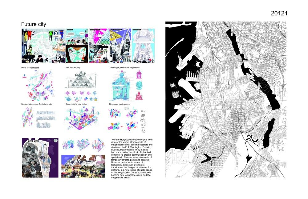 Cybertopia: The Digital Future of Analog Architectural Space