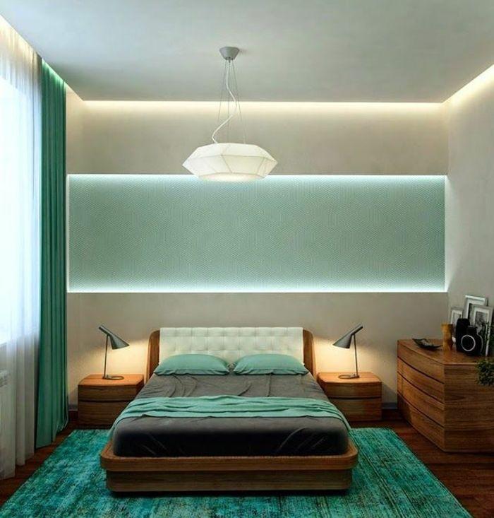 Bedroom Ceiling Plan Bedroom Colour Combination Wallpaper For Bedrooms For Girls Bedroom Bookshelves Pinterest: 66 Schlafzimmergestaltung Ideen Für Ihren Gesunden Schlaf
