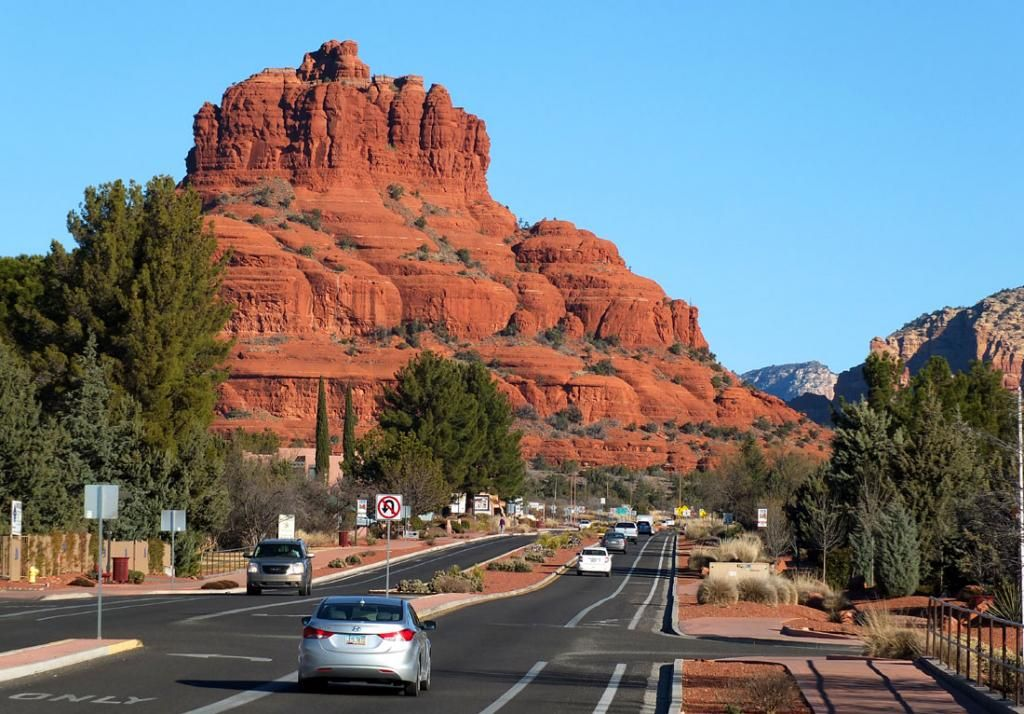 how to get to sedona arizona