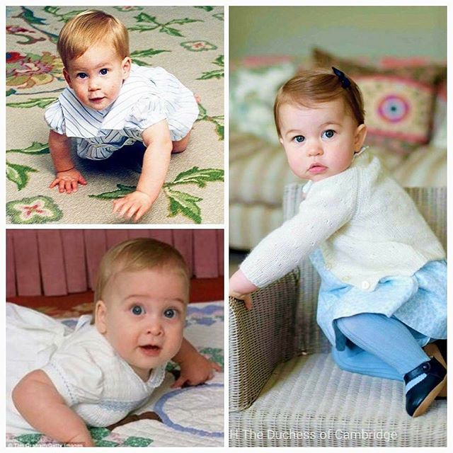 Prince Harry Of Wales, Prince William Of Wales And