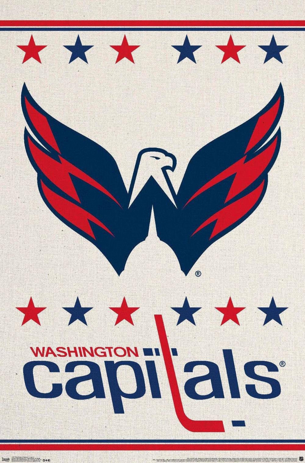 Nhl Washington Capitals Logo 14 Washington Capitals Logo Washington Capitals Nhl Washington Capitals