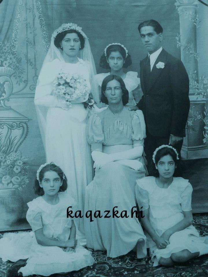Queen Fawzia of Iran, first wife of the shah, originally princess of ...