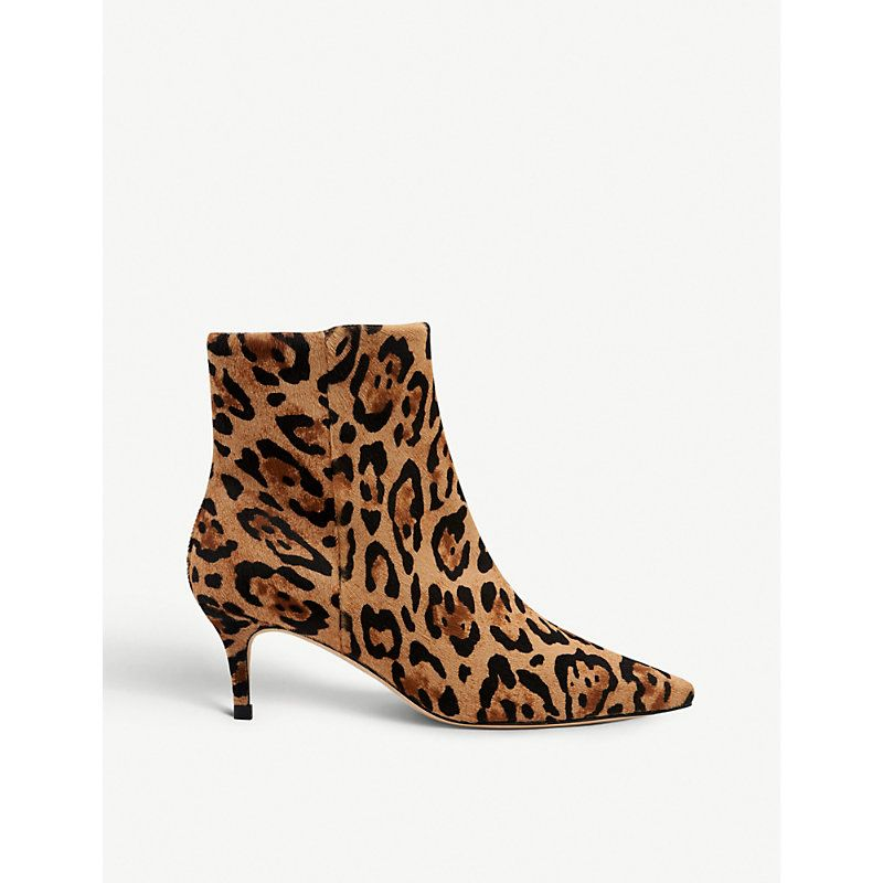 lk bennett leopard shoes