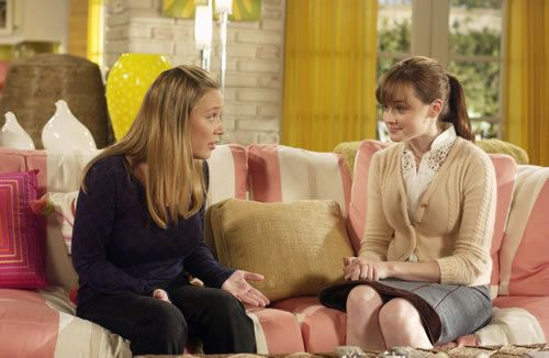 Paris And Rory Pool House Gilmore Girls Gilmore Girls Episodes
