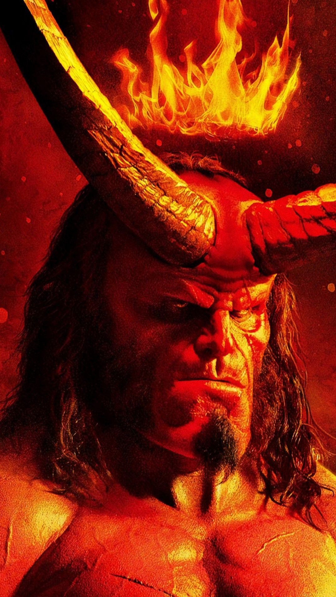 Hellboy 2019 poster hd best movie poster wallpaper hd