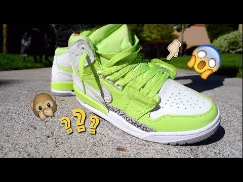 various colors a95b5 a3bc1 + Customization - YouTube   Sole Connection in 2019   Sneakers nike, Just  don, Jordans