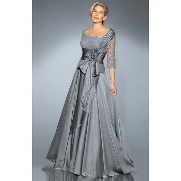 Vestidos para la madre de la novia modernos