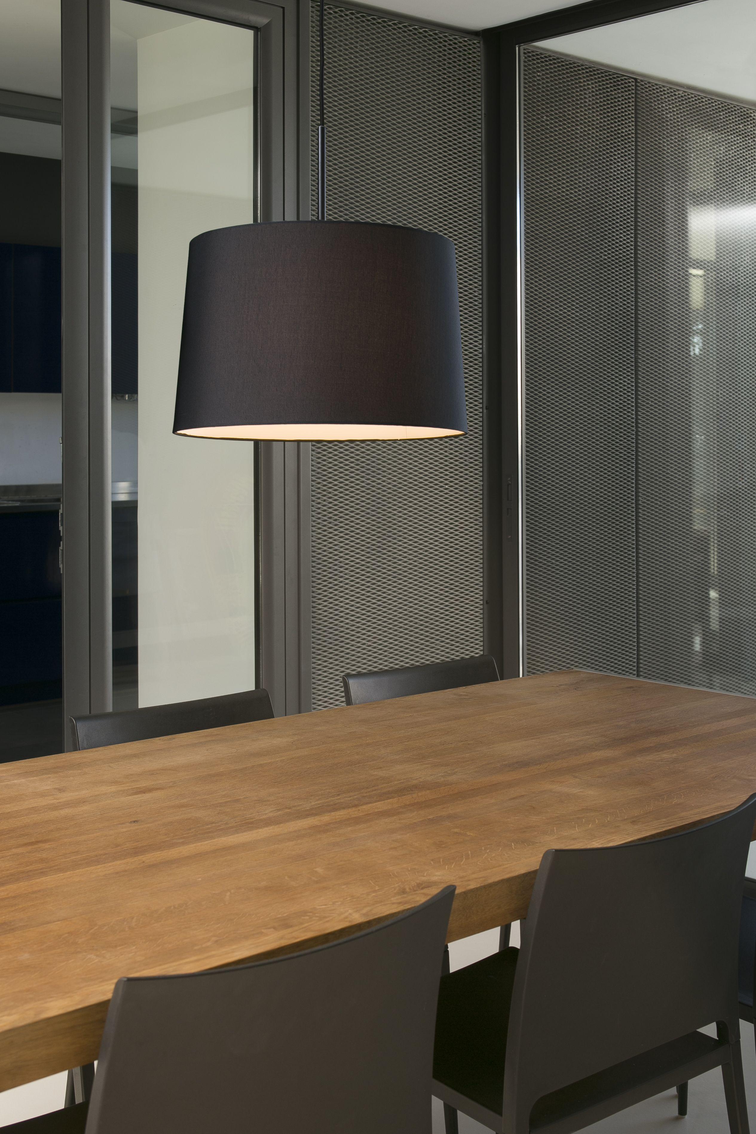 VOLTA Lámpara colgante negro | Pendant Lamps / Colgantes | Lámparas ...